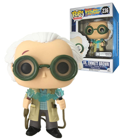 Back to the Future - Dr. Emmett Brown - 236