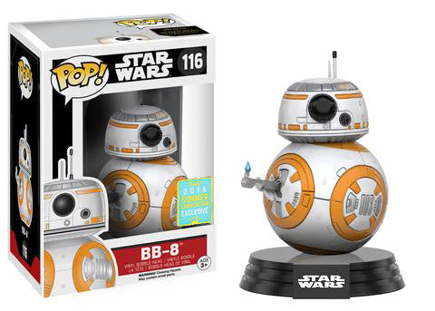 Star Wars - BB-8 (2016 Summer Convention Exclusive) - 116