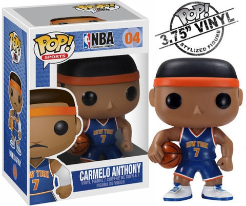 NBA (Knicks) - Carmelo Anthony - 04