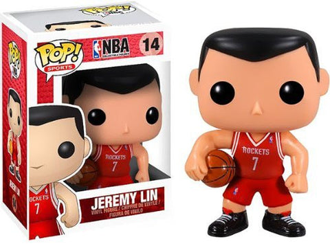 NBA (Rockets) - Jeremy Lin - 14