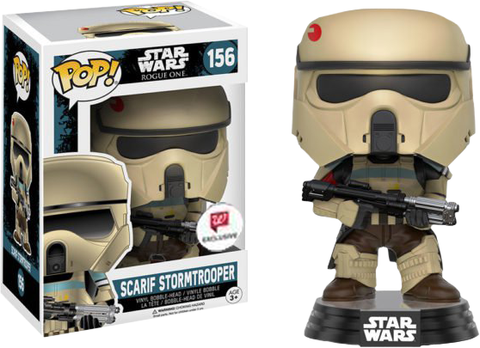Star Wars - Scarif Stormtrooper Exclusive - 156