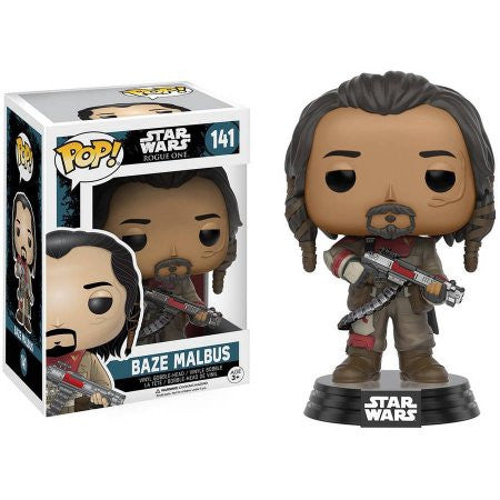 Star Wars - Baze Malbus - 141