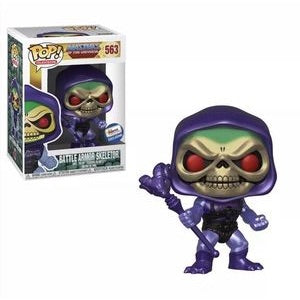 Masters of the Universe - Battle Armor Skeletor (Metallic) - 563