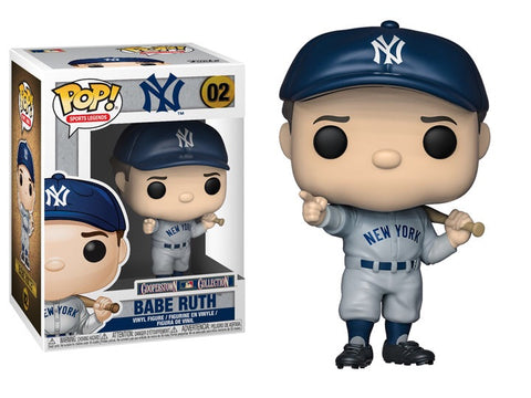 MLB (New York Yankees) - Bebe Ruth - 02