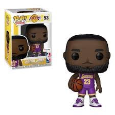 NBA(Lakers) - Lebron James - 53