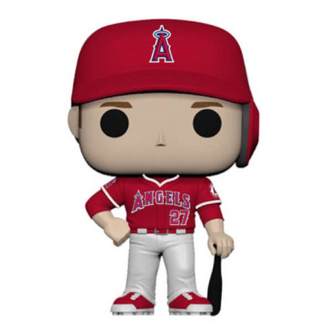 MLB (Angeles) - Mike Trout - 08
