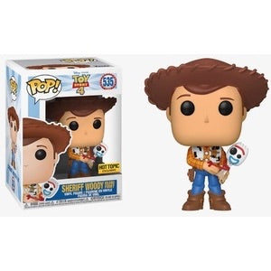 Disney - Woody (Holding Forky) - 535