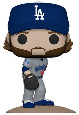 MLB (Dodgers) - Clayton Kershaw- 07