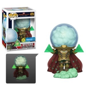 Marvel - Mysterio (GITD Exclusive) - 473