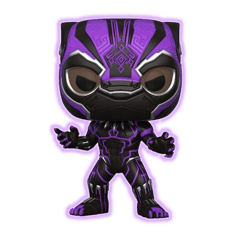 Marvel - Black Panther (Purple - GITD) - 273