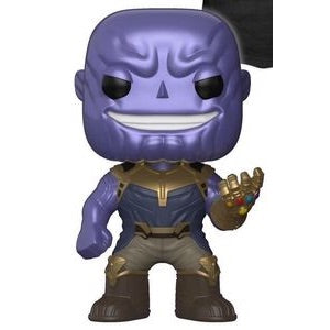 Marvel - Thanos (Metallic) - 289