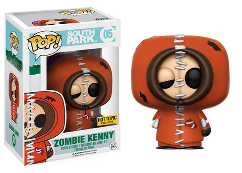 South Park - Zombie Kenny - 05