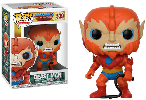 Masters of the Universe - Beast Man - 539