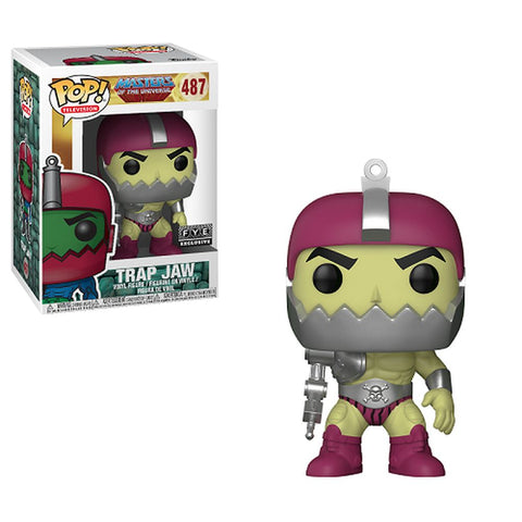 Masters of the Universe - Trap Jaw (Metallic) - 487