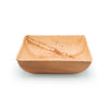 "7"" Square Bowls (25 oz) - 25 Pack - Naturally Chic"
