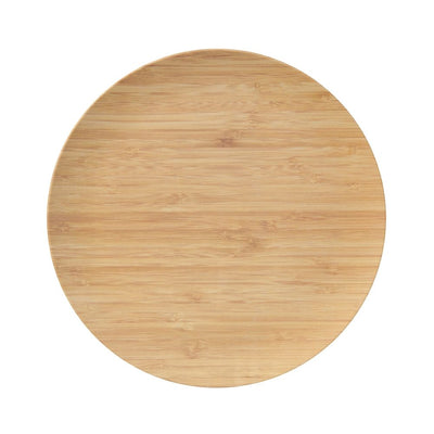 "10"" Round Plates - Ivory (4 Pack)"