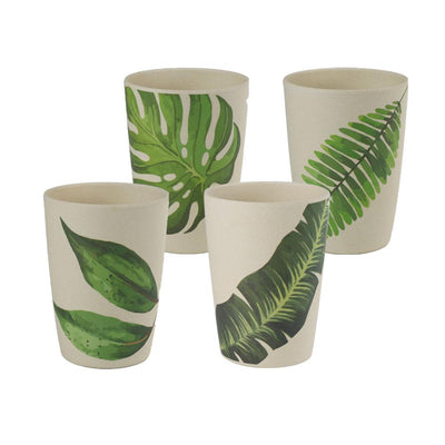 Naturally Chic Bamboo Fiber Cups