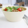 "5.75"" Round Salad Bowls - Taupe (4 Pack) - Naturally Chic"