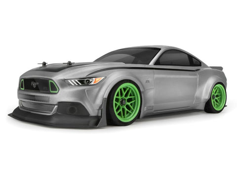 FORD MUSTANG 2015 CLEAR BODY RTR SPEC 5 (200MM) 116534