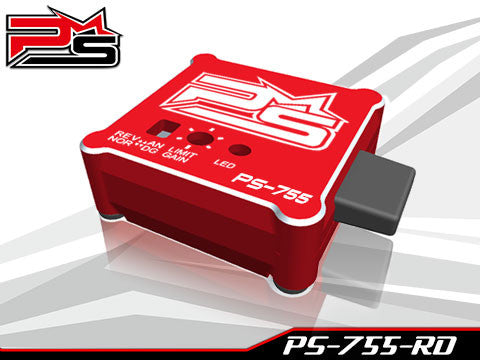 PowerStar Gyro RED PS-755RD