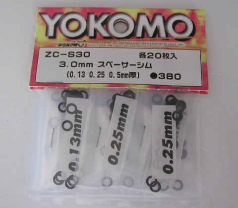 YOKOMO Spacer Shim 3.0mm