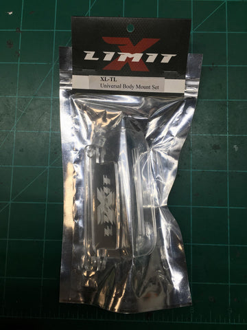 X-Limit Body Mount Set XL-TL