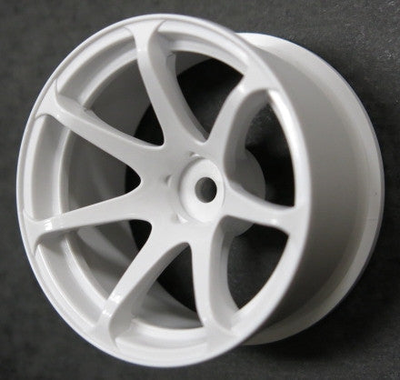 MIKUNI AVS Model T7 Wheel offset 7 WHITE DW-1227WH