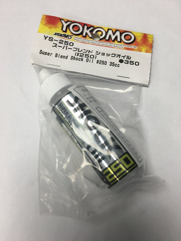 YOKOMO Super Blend Shock Oil (#250) (YS-250)
