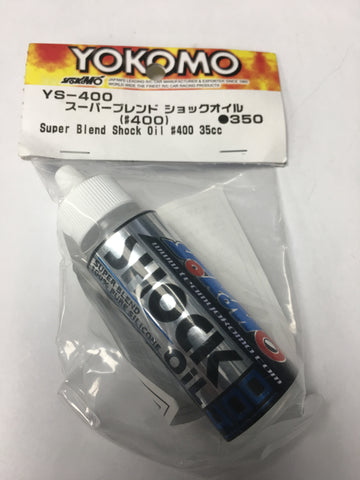 YOKOMO Super Blend Shock Oil (#400) (YS-400)
