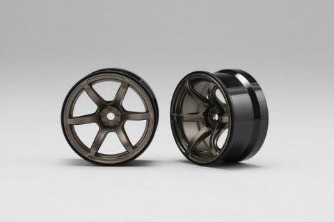 YOKOMO RP DRIFT WHEEL HIGH TRACTION TYPE TITANIUM (RP-6313T6)