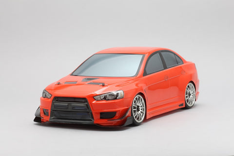YOKOMO YUKES CUSCO LANCER EVO X (LIVERY NOT INCLUDED)
