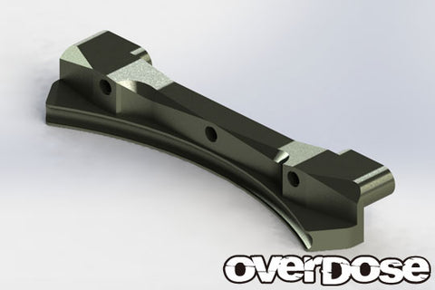 OD 2548 Curved slide rail