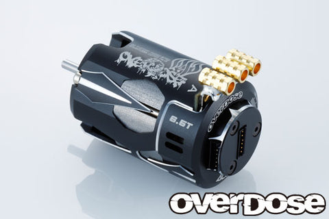 OD Factory Tuned Spec. Brushless Motor Ver.3 10.5T (Black)OD2607