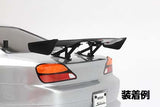 YOKOMO Aluminum wing stand (Black/Low) for Drift car (D-057L)
