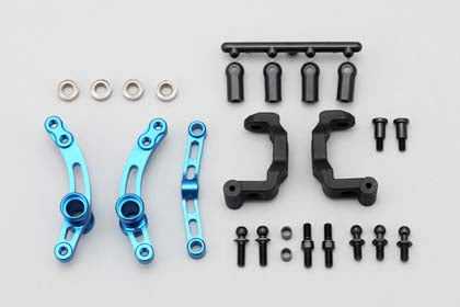 YOKOMO Aluminum High-angle steering set for DRIFT PACKAGE (D-116)