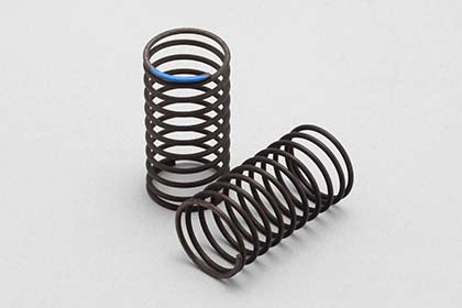 YOKOMO 32mm Regular Pitch Drift Spring 1.1 x 10.5 coils Blue (D-170BL)