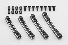 YOKOMO Aluminum Suspension Mount Set for YD-2 (Y2-301AS)