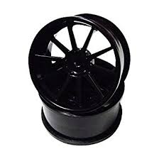Topline NF WHEEL OFFSET 6 BLACK