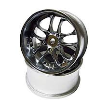 TOP LINE SSR AGLE MINERVA WHEEL MATTE CHROME  OFFSET 5
