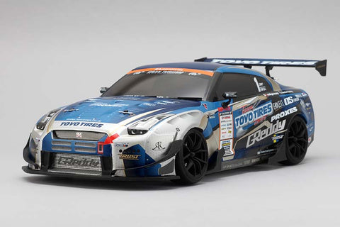 YOKOMO GReddy R35 SPEC-D Body Set (SD-GR35BS)