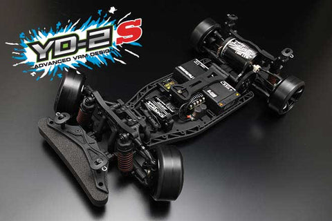 YOKOMO YD-2S WITH YG-302 GYRO