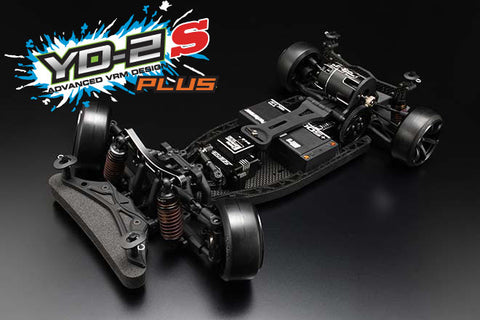 YOKOMO YD-2S PLUS CAR KIT (CARBON GRAPHITE) (DP-YD2S-PL)