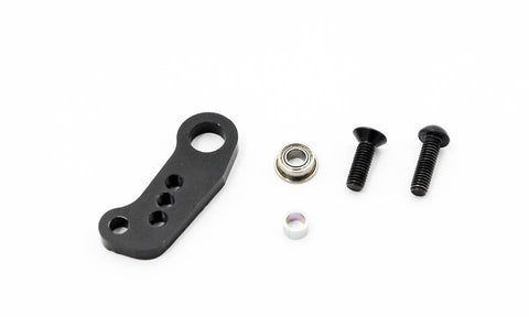 RC-ART YD2 STEERING BELL CRANK – LEVER RATIO UP PLATE [ART2313]