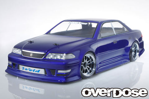 OD1636 WELD X OVERDOSE TOYOTA MARK II (LIVERY NOT INLCUDED)