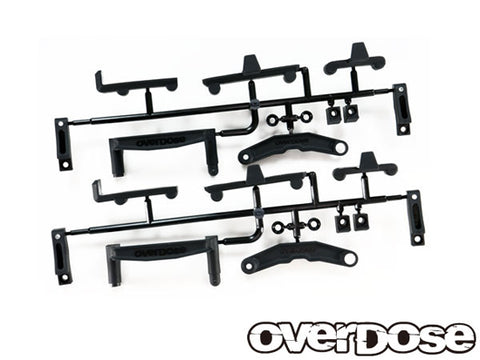 OD1458 Battery holder set  /Vacula, Divall