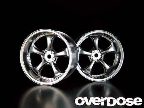 OD1183 WORK VS KF (Matte Chrome / OFF + 5)
