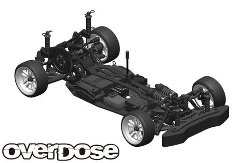 GALM Chassis Kit OD2500