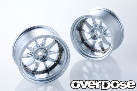 OD2373 SSR Professor SP3 (Matte Chrome/OFF+9)