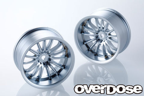 OD2385 WORK XSA 05C (Matte Chrome/OFF+7)