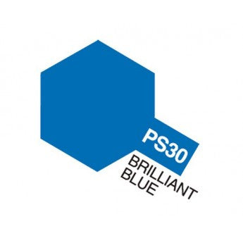 TAMIYA PS-30 BRILLIANT BLUE
